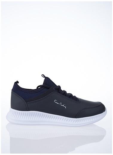 Pierre Cardin Pierre Cardin Erkek Lacivert Sneaker Lacivert